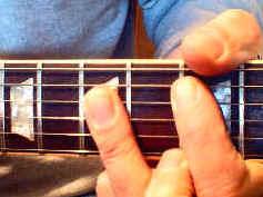 Root 5 bar chord