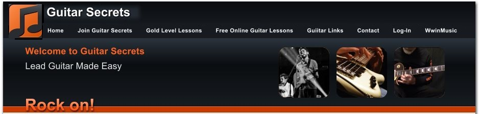 Guitar Secrets Guitar Lessons
