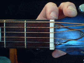 Guitar Capo instructions