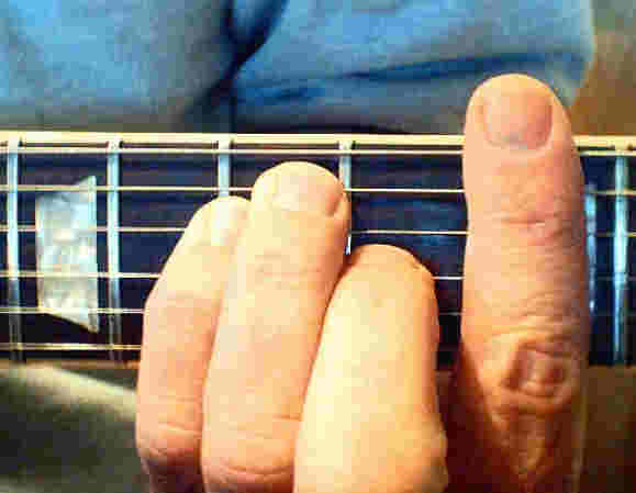 Guitar chords and arpeggio exercises