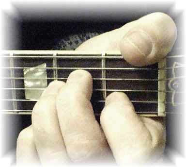 Open position chords