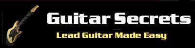 Guitar Secrets Lead Guitar Made Easy