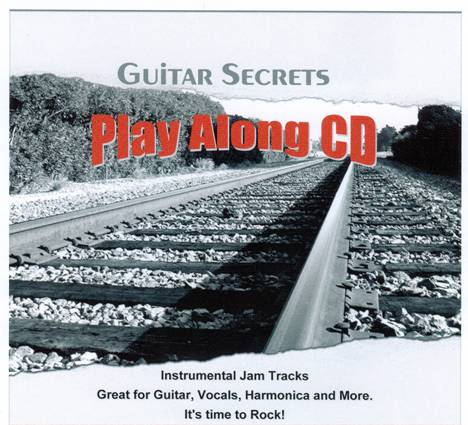 play along music tracks guitar secrets free online guitar lessons. Black Bedroom Furniture Sets. Home Design Ideas
